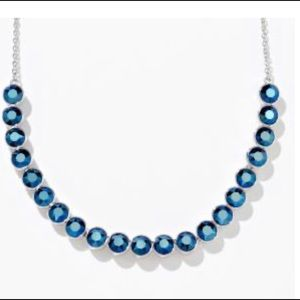 Glimmer Necklace by Touchstone Crystal Swarovski
